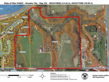 Biohio Research Park Receives Grant For Master Plan Selects