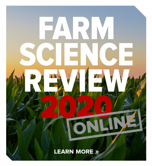 Learn more about Farm Science Review 2020