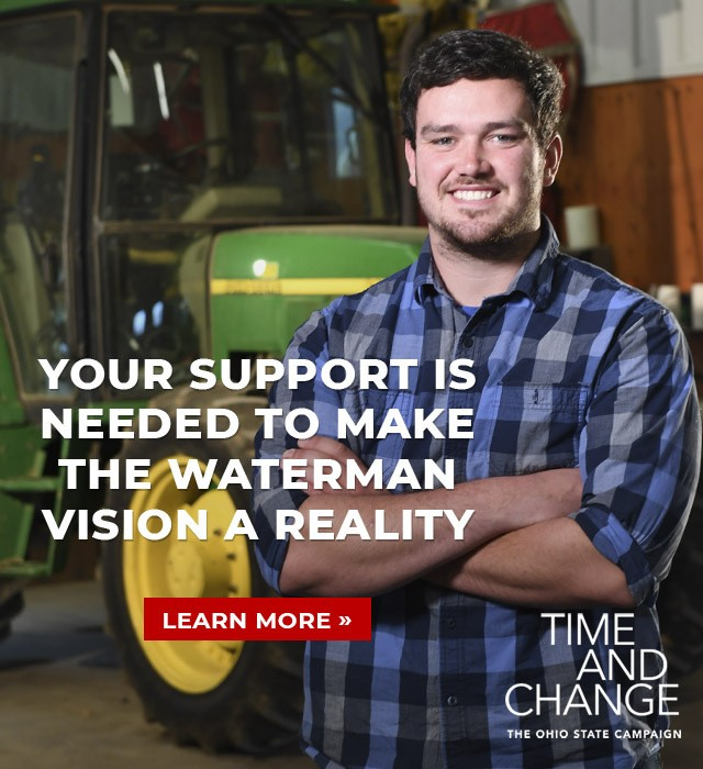 Your support is needed to make the Waterman vision a reality.