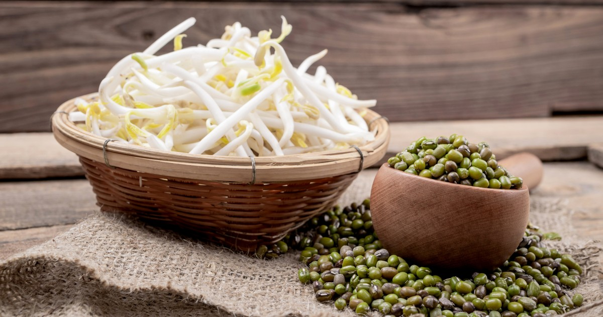 Chow Line: Raw or Lightly Cooked Sprouts not Safe to Eat for Certain Populations