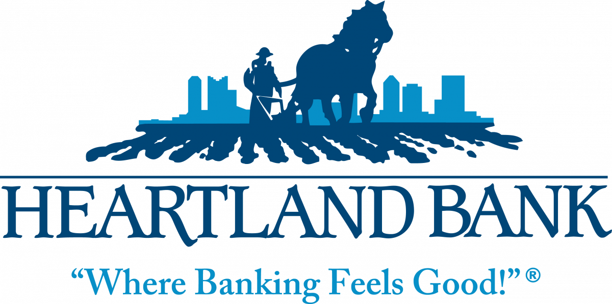 Logo for Heartland Bank