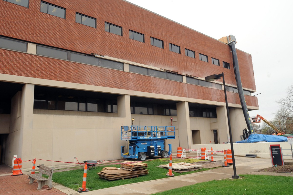 Kottman Hall Renovation