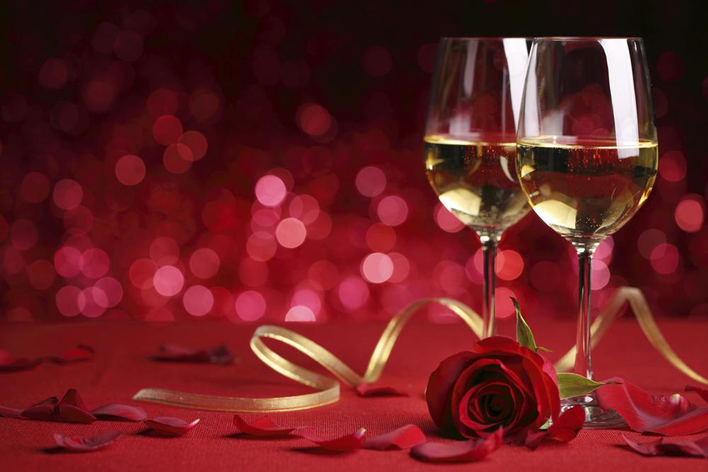 ice wine for valentines day