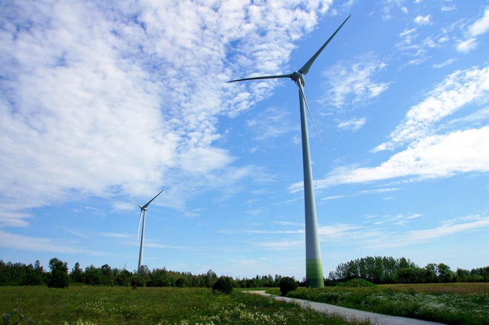wind turbine research paper