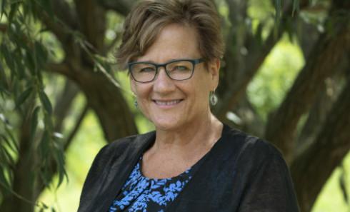 Suzanne Steel (Photo: CFAES)