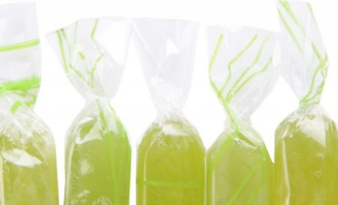 Different flavors of hard candy – uniform in color – will be used to detect any changes in research participants' senses of smell and taste. Photo: Shutterstock.com