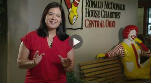 CFAES gifts ground beef to Ronald McDonald House Charities