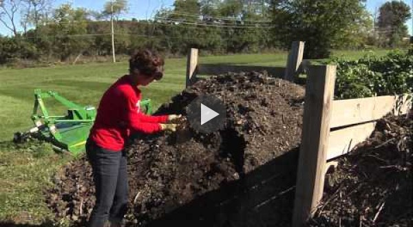 Composting Garden and Lawn Waste
