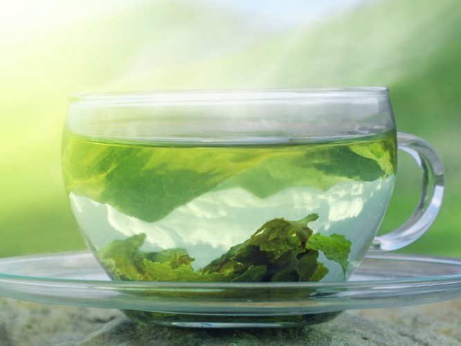 Green tea. Photo: Getty Images