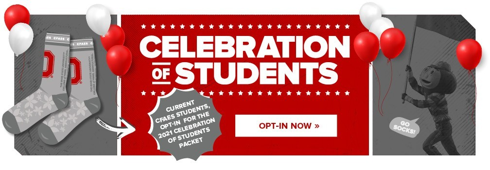Opt in for the 2021 Celebration of Students packet