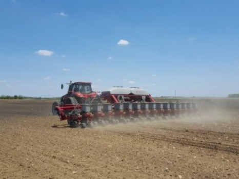 PLANTING WITH PRECISION TO MAXIMIZE CROP YIELDS