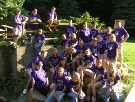 OHIO 4-H CAMP COUNSELORS ARE PREPARED TO WORK