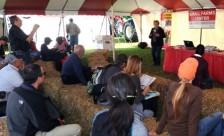 2014 presentation in the Small Farm Center tent