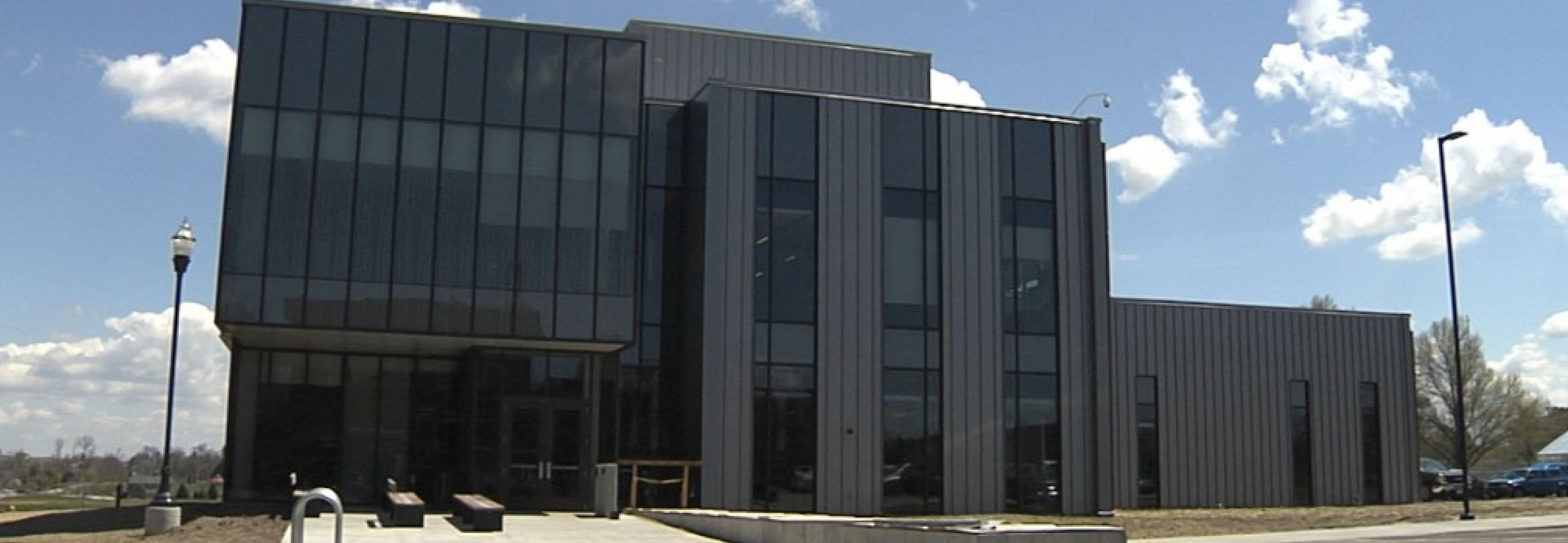 New Agricultural Engineering building in Wooster