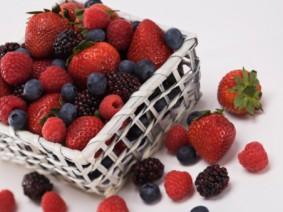 stock photo of berries
