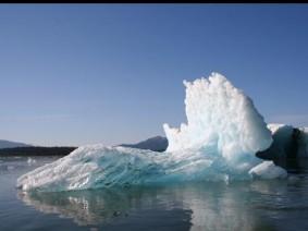 Image of Arctic ice