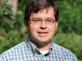 Image of OARDC scientist Charles Goebel