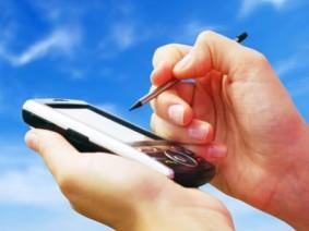 Image of smart phone