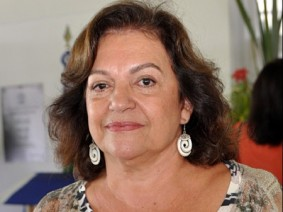 Photo of Maria Neder, President of the Federal University of Mato Grosso