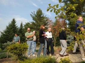 event at Secrest Arboretum