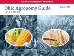 The newly revised Ohio Agronomy Guide is now available online and soon will be available at OSU Extension's county offices.
