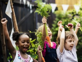 Educators involved in school, afterschool or health programs can attend any of three different gardening programs taking place in fall. Photo: Thinkstock.