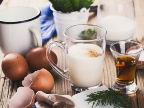 Dec. 24 is National Eggnog Day. Photo: Thinkstock