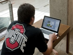 The new online education program seeks to expand Ohio State's land-grant mission by engaging students beyond the traditional classroom and breaking down barriers between institutions.
