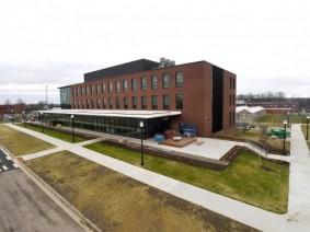 CFAES Wooster Science Building