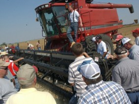 Farm Science Review 2018 will be Sept. 18-20. (Photo: Ken Chamberlain, CFAES)