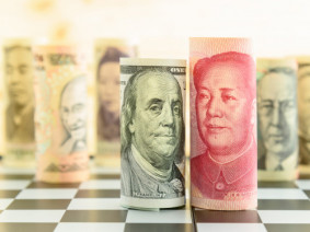 The latest round in the trade war between the United States and China has resulted in higher tariffs Americans will pay for goods from China. (Photo: Getty Images)