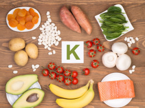 Vegetables rich in potassium. Photo: Getty Images