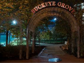Photo of The Ohio State University's Buckeye Grove