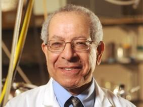 Ahmed E. Yousef. Photo: CFAES