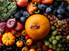 Fall produce. Photo: Getty Images