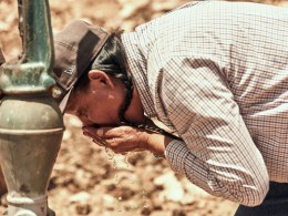 GWI aims to address the Navajo Nation's most serious water needs. Photo: Ohio State.