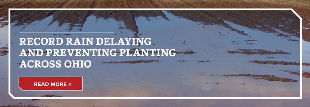Record Rain Delays Planting