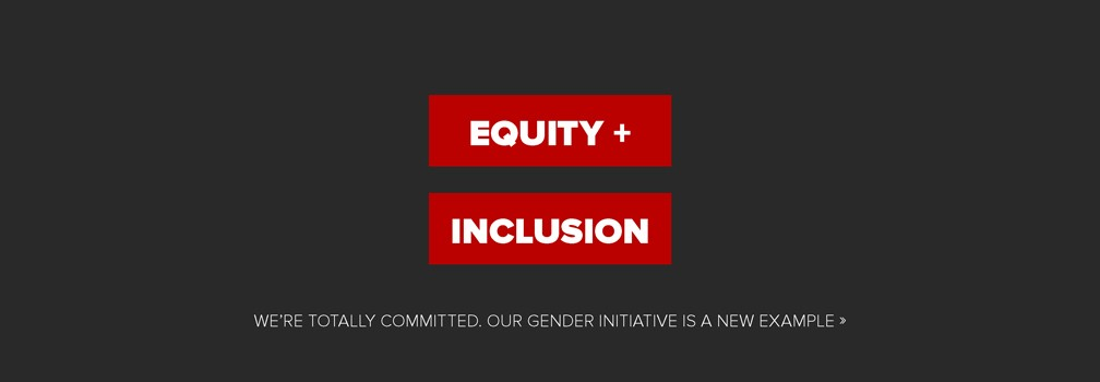Equity + Inclusion