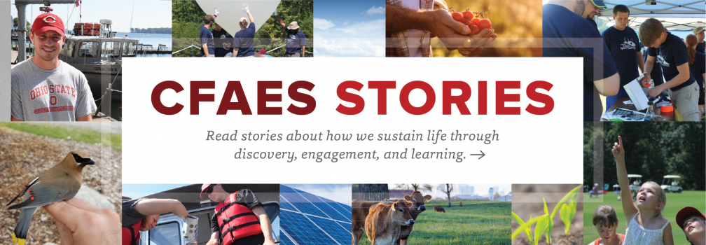 Read stories about how we sustain life through discovery, engagement, and learning