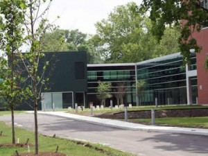 The LEED certified Ohio 4-H Center