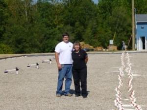 Kopp, Mancl, at bioreactor site