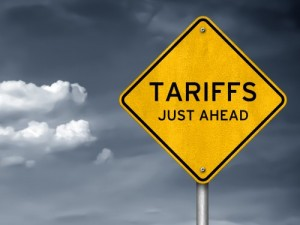 Tariffs on steel and aluminum imports could have costly ramifications for Ohio soybean farmers. (Photo: Thinkstock)