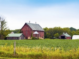 Farm buildings (Photo: Thinkstock)