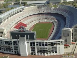 image of empty Ohio Stadium