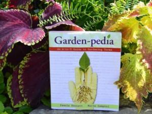 image of Garden-pedia among plants