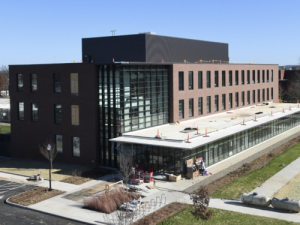 New science building on the CFAES Wooster campus