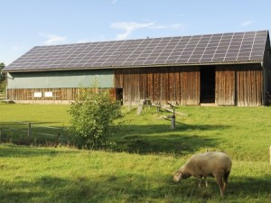 Photovoltaic (PV) panels are an increasingly common sight on rural properties nationwide. (Photo: Thinkstock)