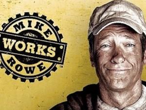 Mike Rowe of mikeroweWORKS