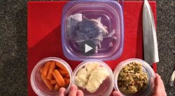 The best ways to store your Thanksgiving leftovers