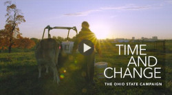 Time and Change: 'Together, we can change lives'